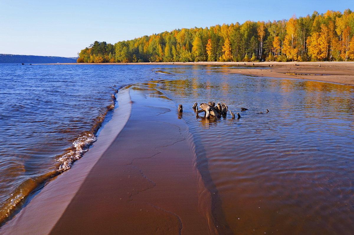 Камская осень - Любовь Чунарёва