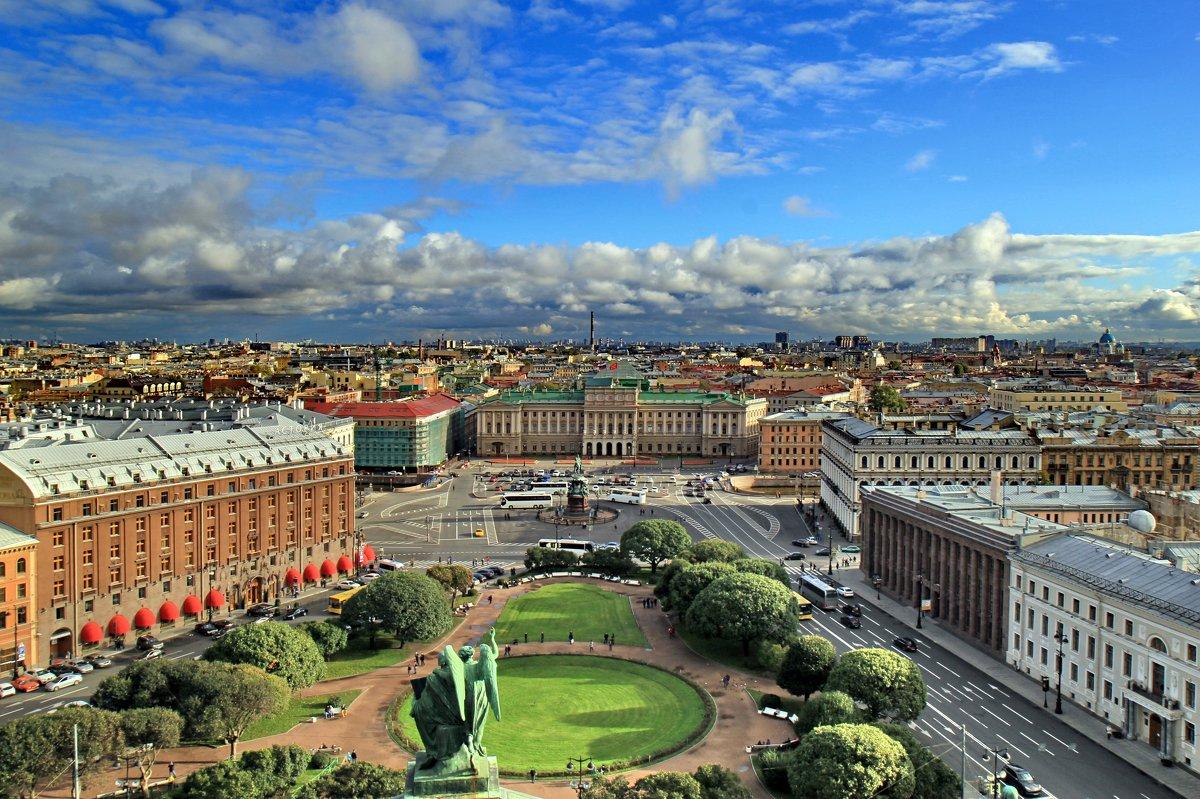 Мариинский дворец - Сергей