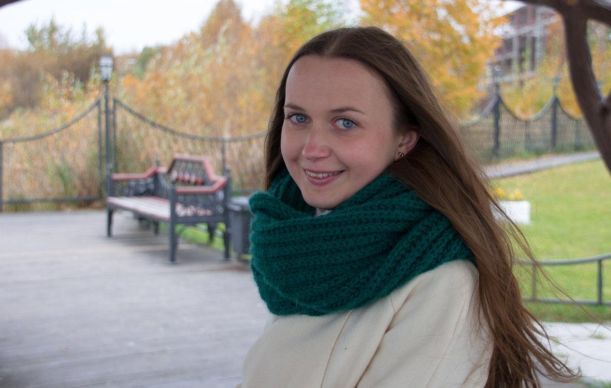 Девушка - Светлана Ку