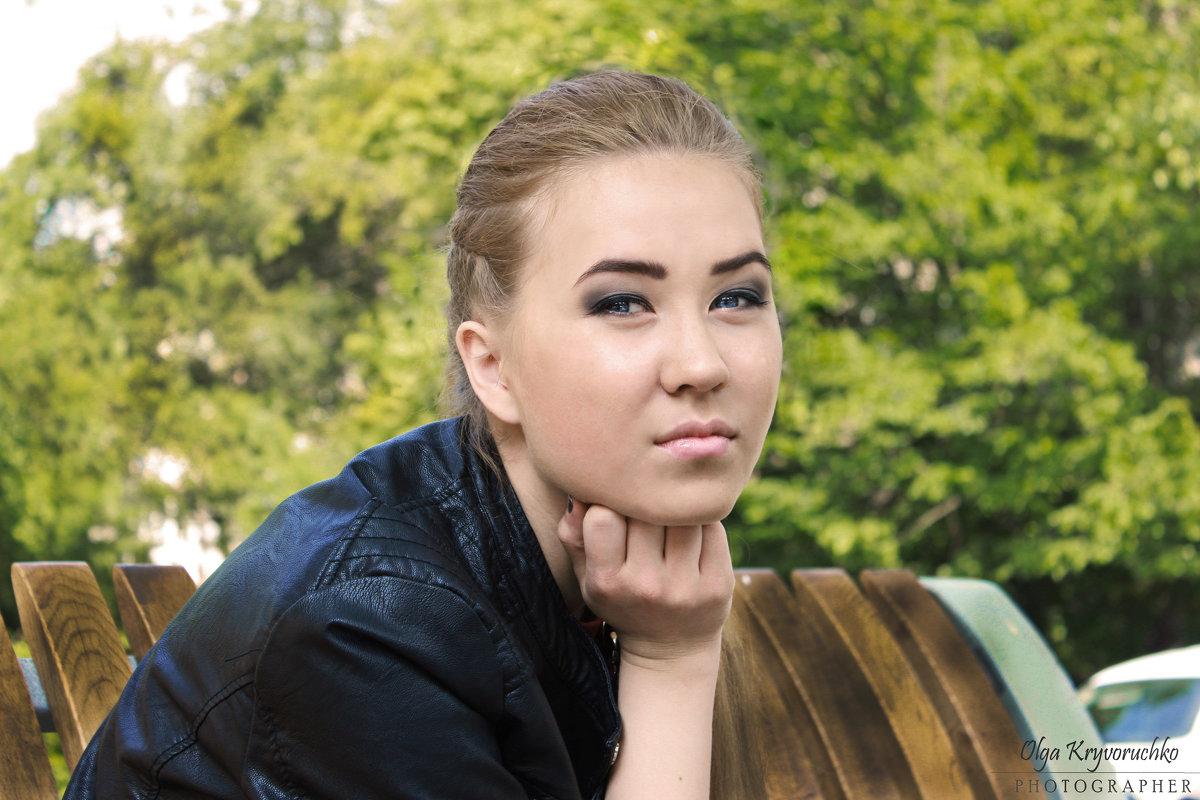 Kate - Ольга Криворучко