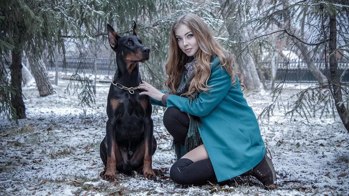 На прогулке в парке - Елена Логачева