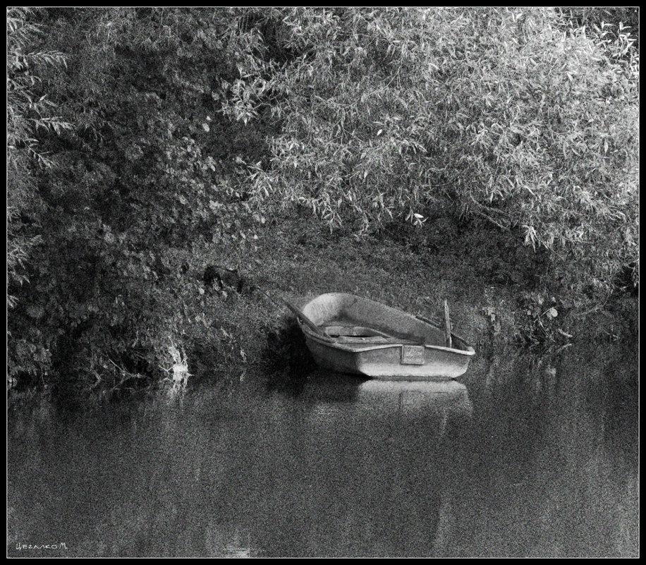 Лодка - Михаил Цегалко