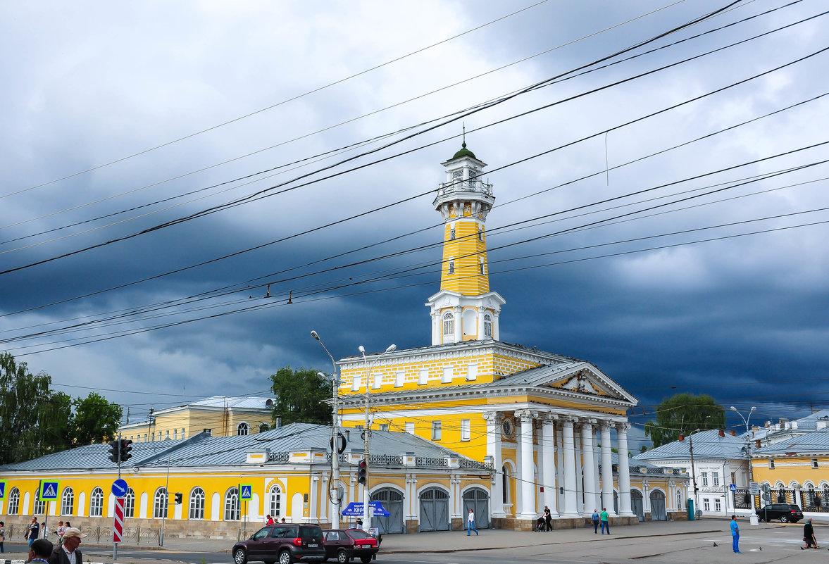 Кострома - Сергей Тагиров
