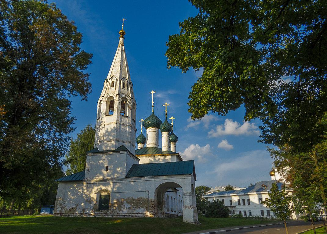 Церковь Николы Рубленый Город - Сергей Цветков