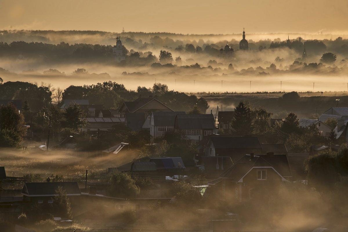 Рассвет в Боровске - Полина