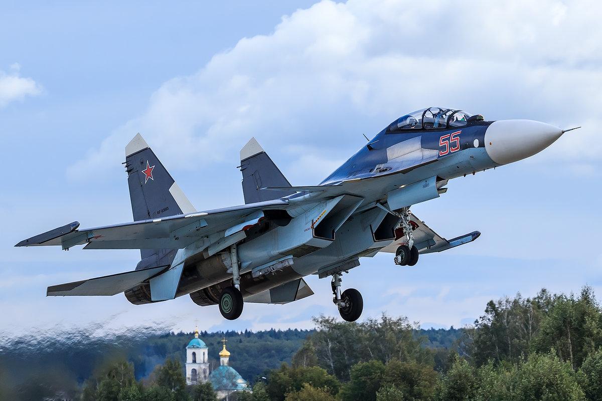 Су-30СМ - Владислав Перминов
