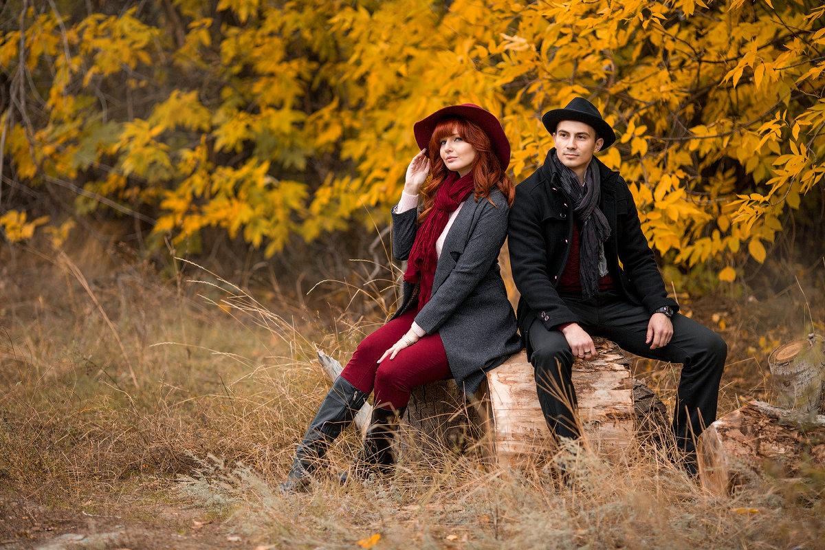 Осень - Наталья Кирсанова