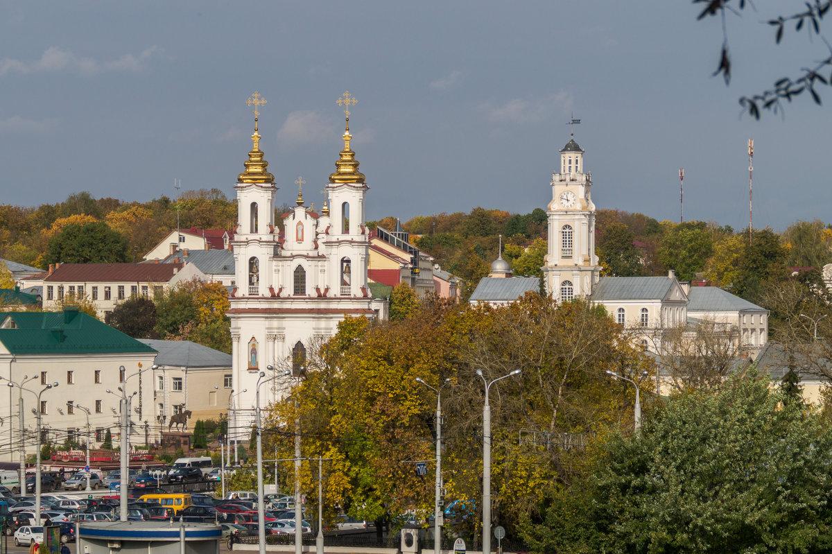 Вид города - Александр Витебский