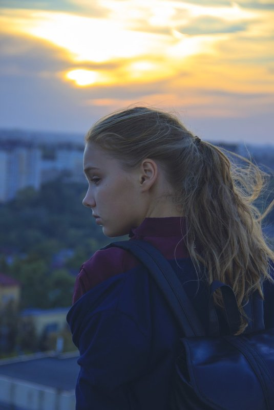 закат - Roman Kravets