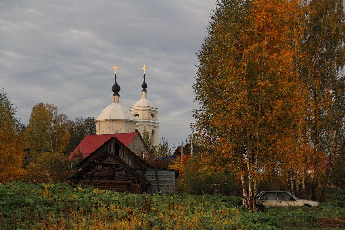 Спасский храм с. Каблуково - Александр Лукин