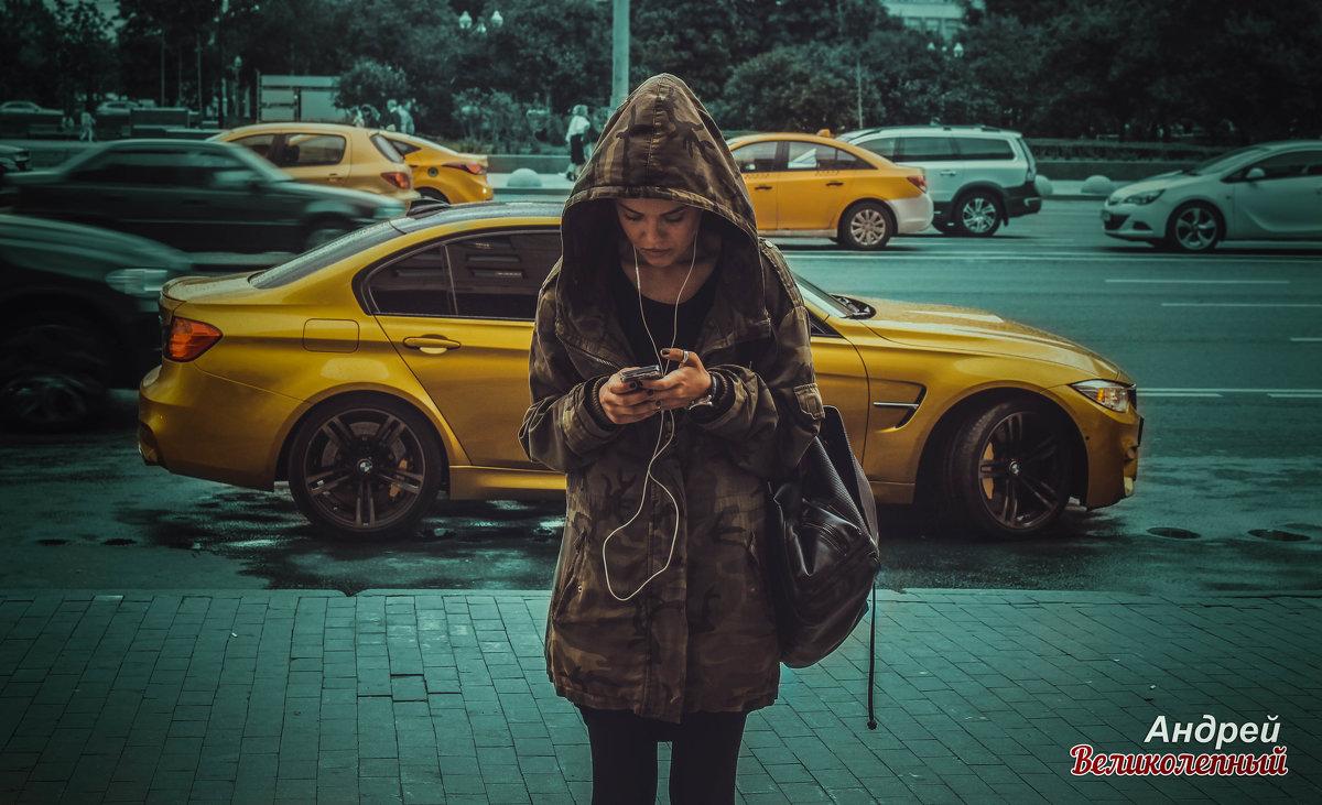 Случайная модель - Андрей Великолепный