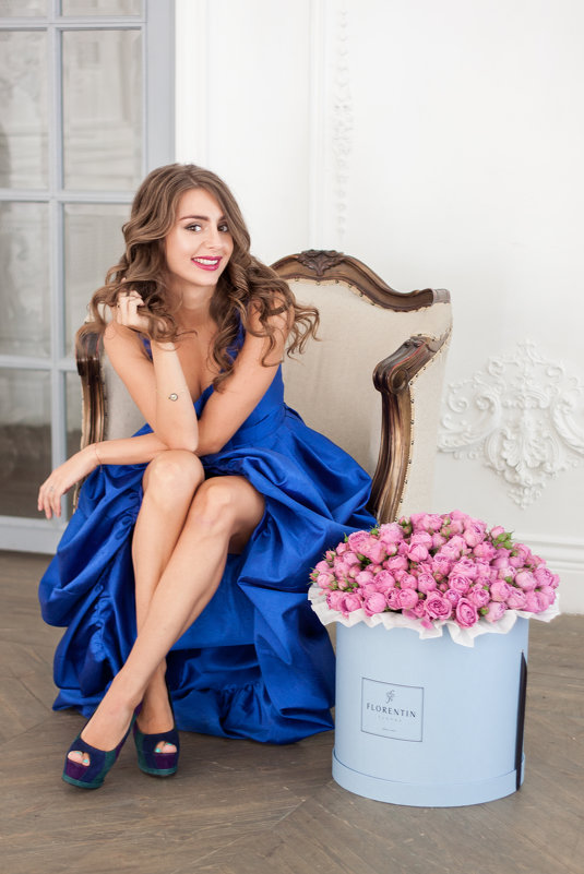Цветочная фея - Катерина Губа