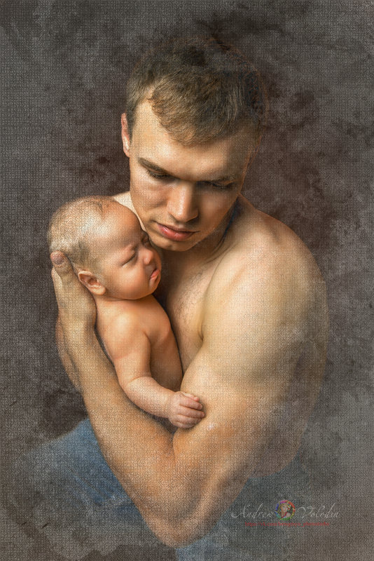 Отец и сын (Father and son) - Андрей Володин
