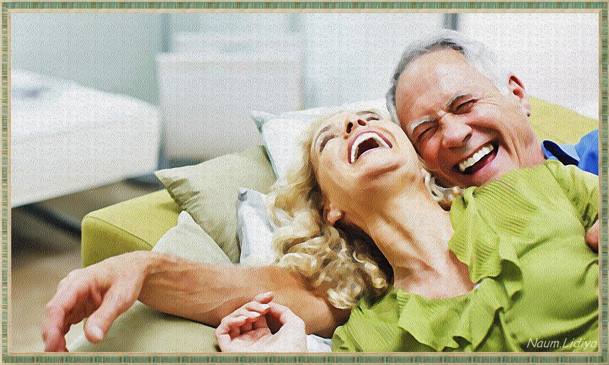 Радости нет предела в любом возрасте - Лидия (naum.lidiya)