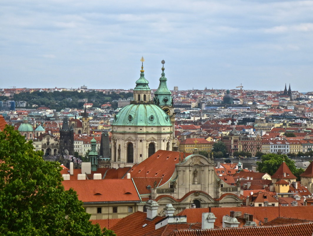 красавица Прага - Елена