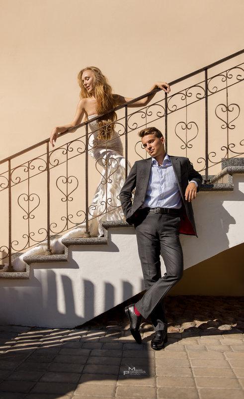 Дмитрий и Полина - Shadowrcd Прокопович