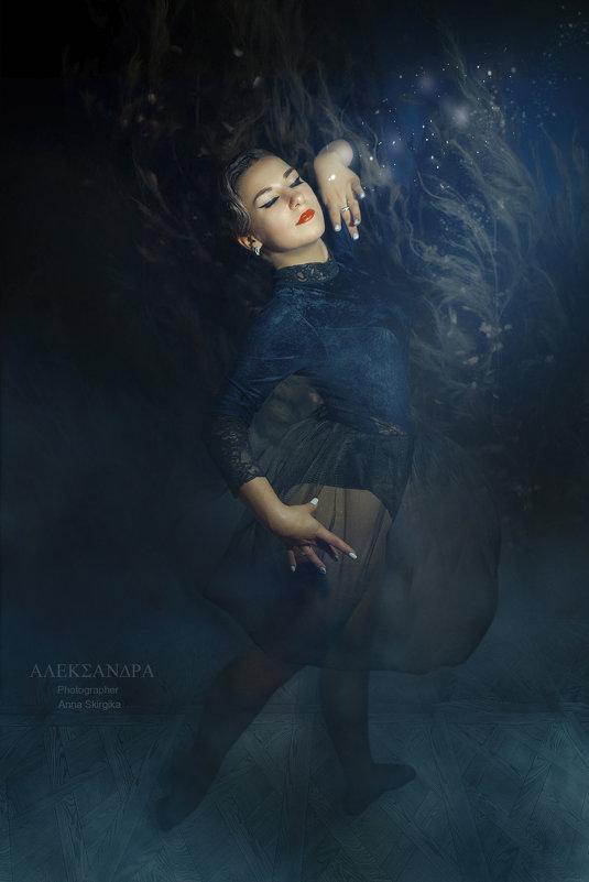 история одной балерины - Анна Скиргика