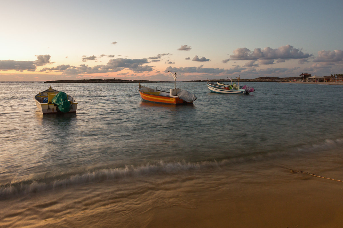 Лодки - Aaron Gershon
