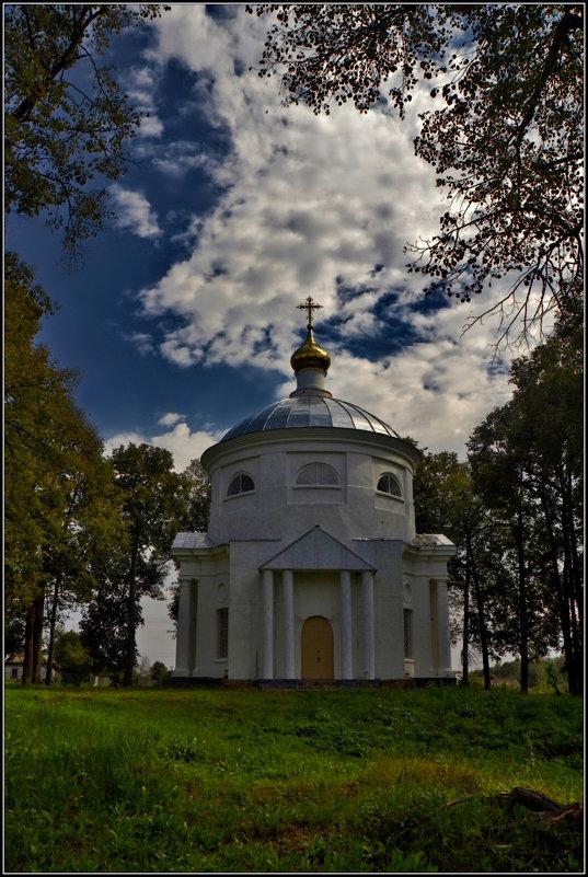 Церковь Вознесения Господня в Старом Селе - Дмитрий Анцыферов