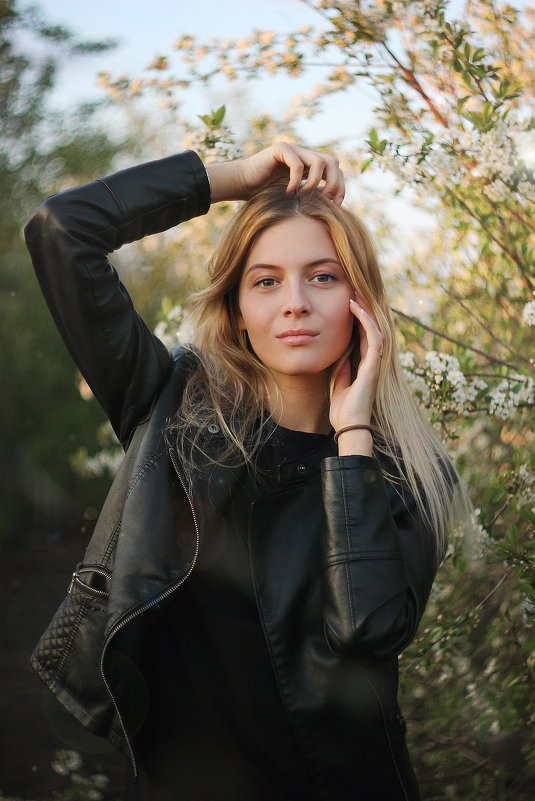 Цветущая весна - Анастасия Шилько