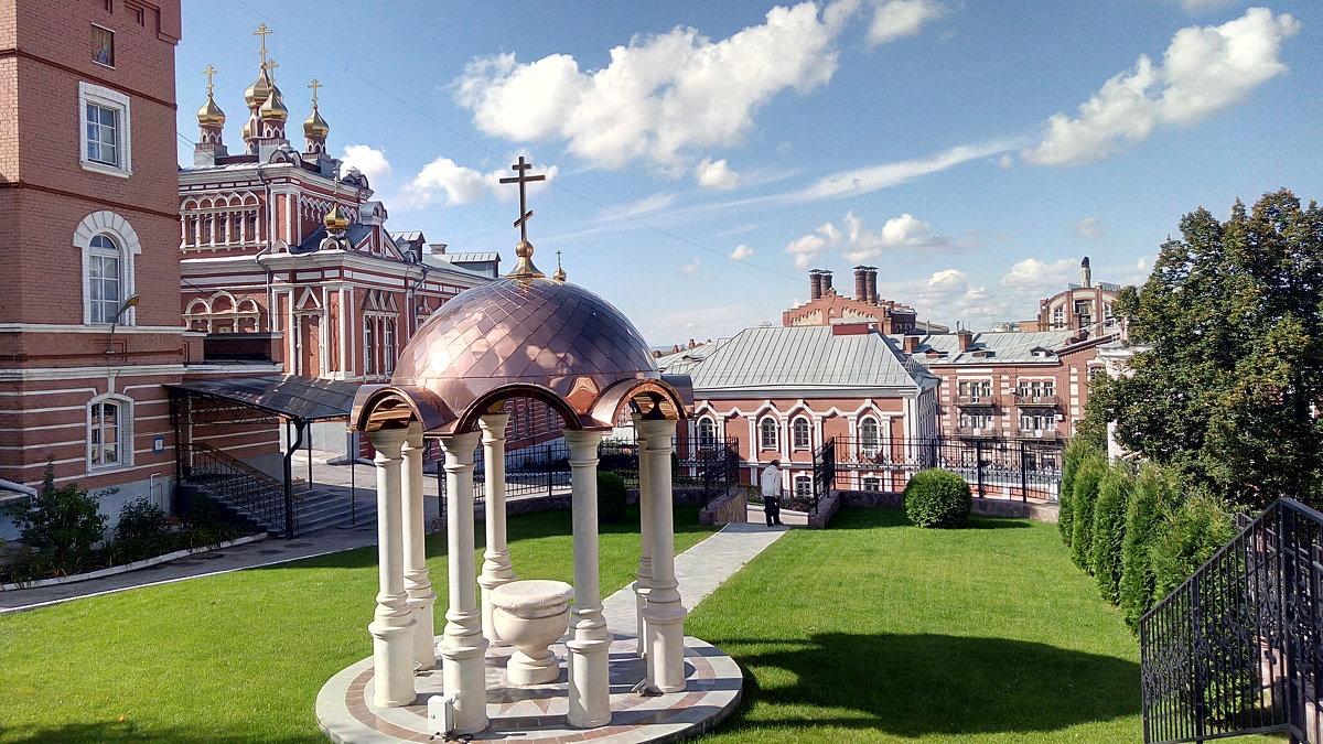 Иверский женский монастырь - Александр Алексеев