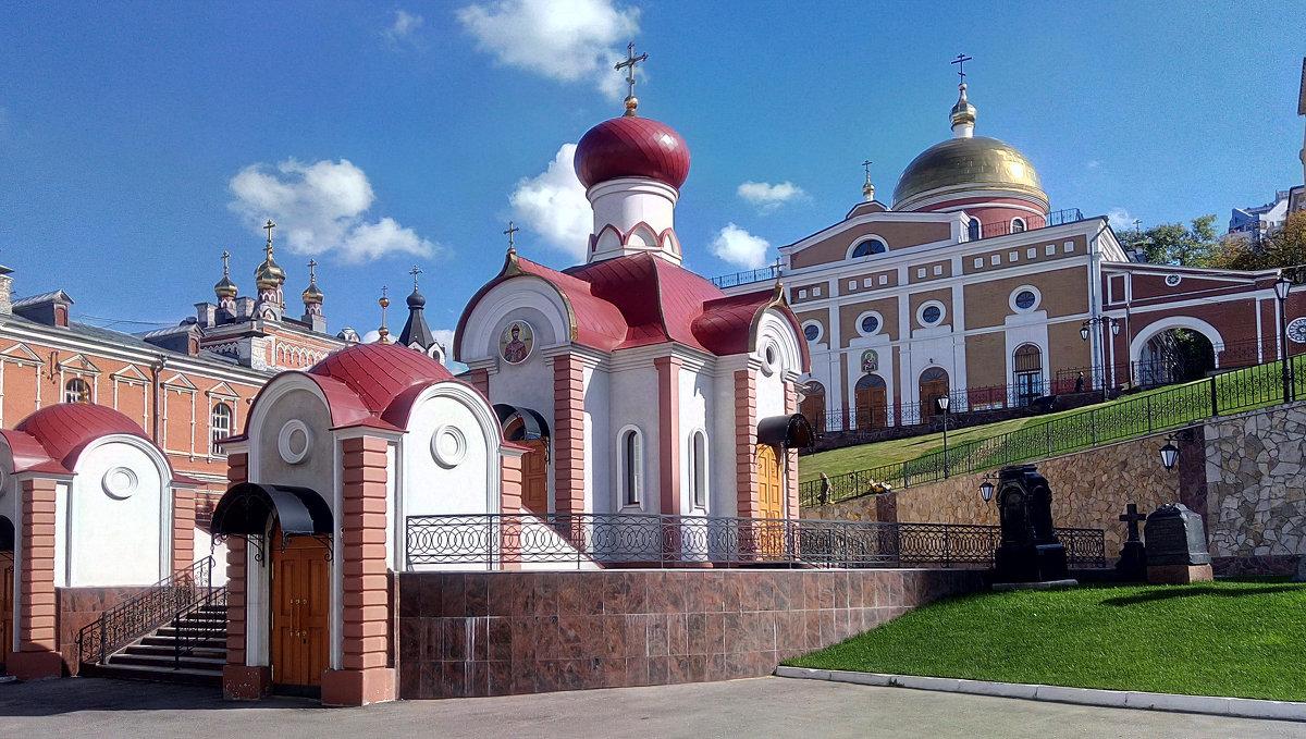 Иверский монастырь - Александр Алексеев