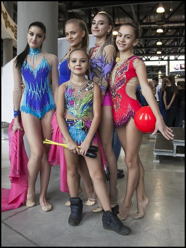Художественная гимнастика - Алексей Патлах