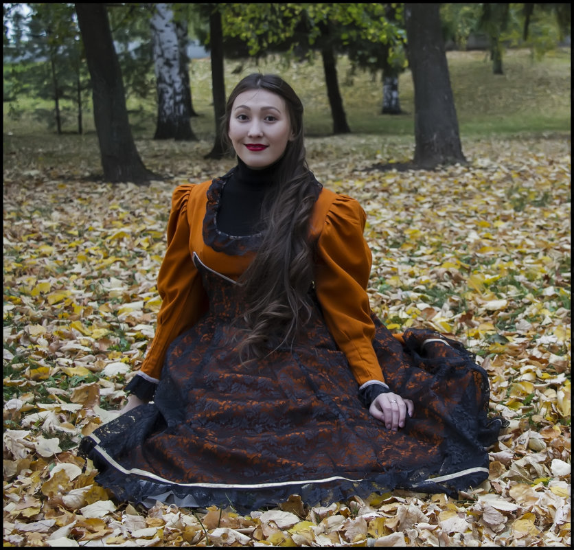 В парке - Алексей Патлах