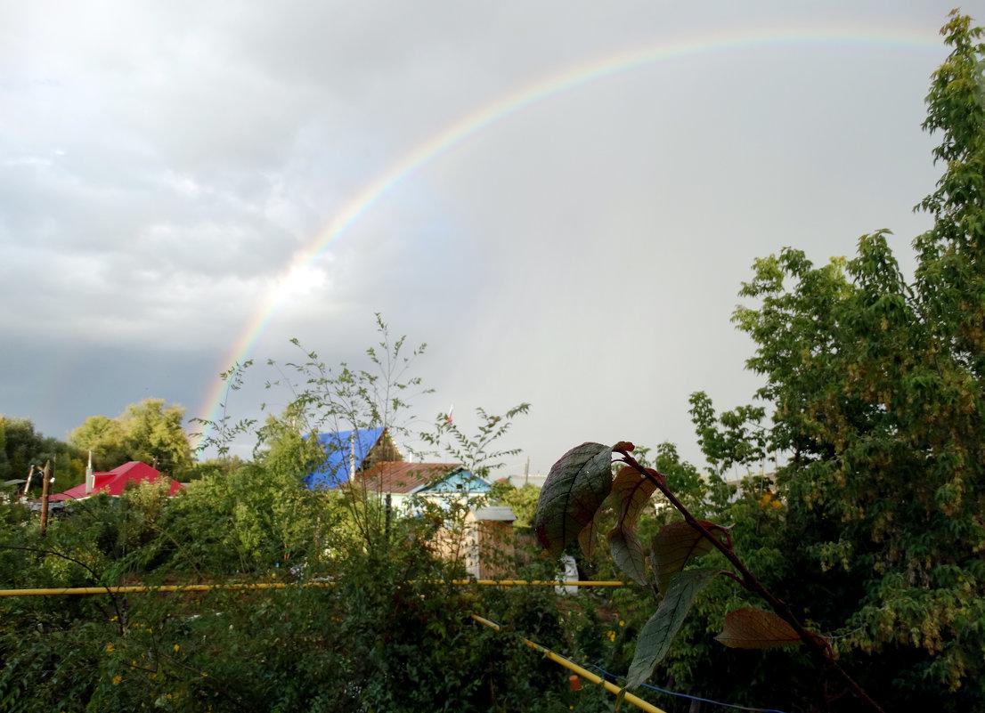 после дождя - Юлия Мошкова