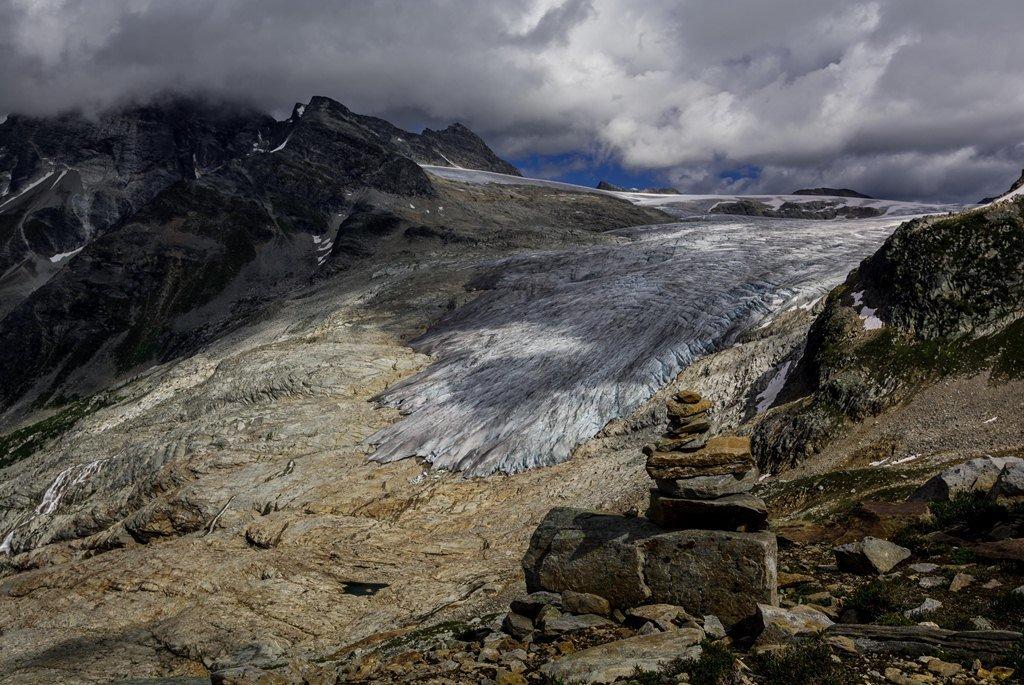 Ледник Illecillewat - Константин Шабалин