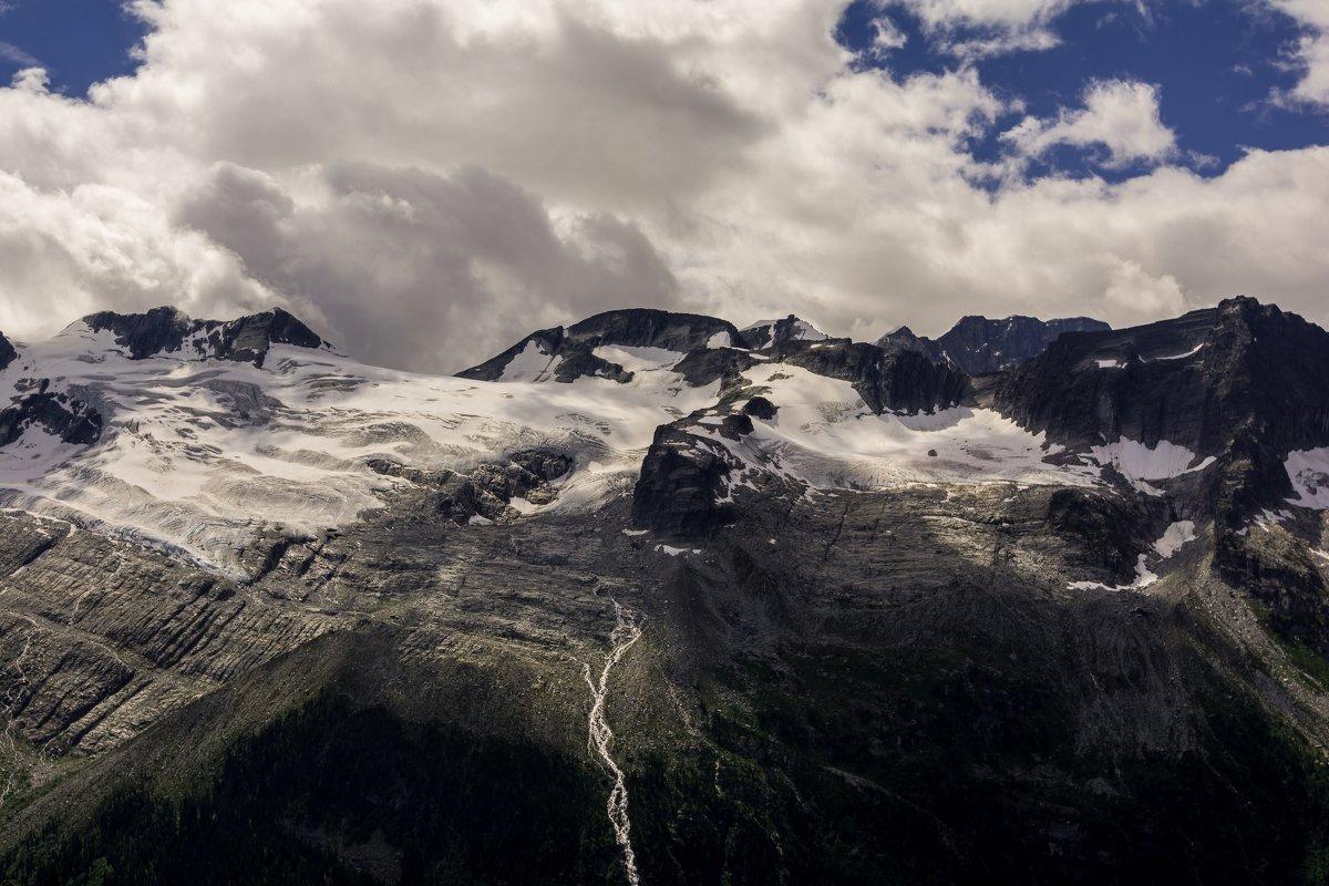 ледник Asualkan - Константин Шабалин