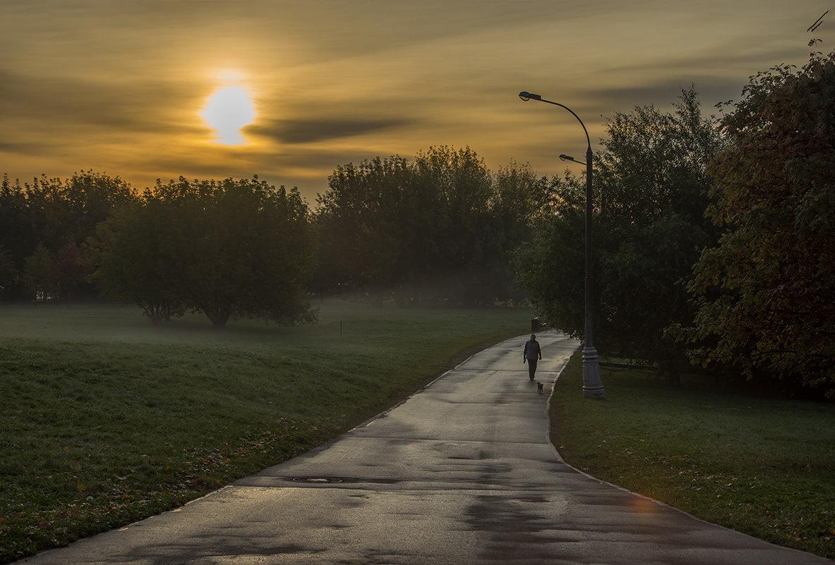 Восход в Коломенском - Игорь Герман