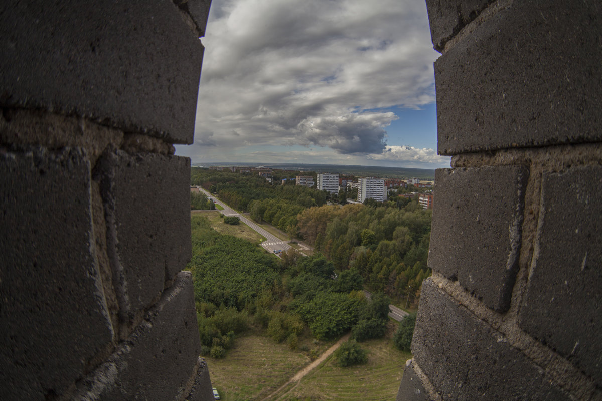 Родной город - Андрей Михайлин