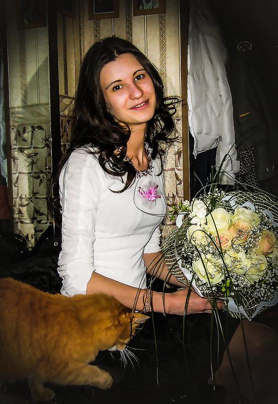 Букет невесты... - Владимир Безбородов