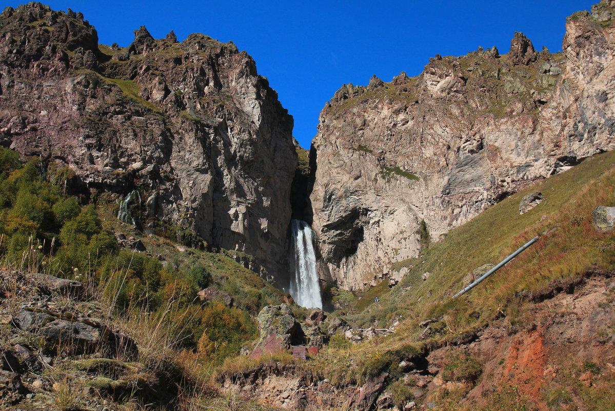 Водопад Султан. Джилы-Су, Эльбрус. - Vladimir 070549