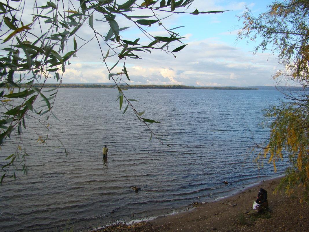 Рыбаки - марина ковшова