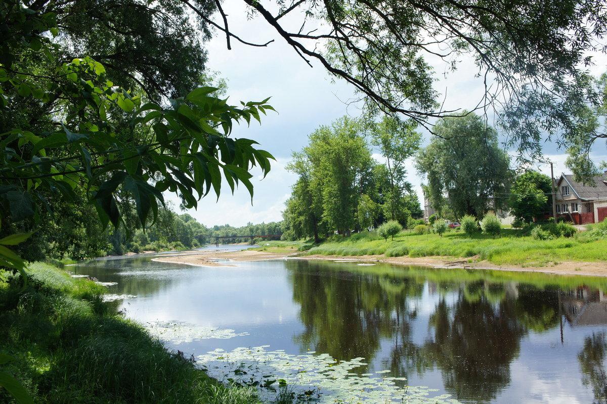Перспектива реки Перерытицы - Елена Павлова (Смолова)