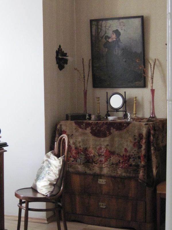 Комната сестры А.П. Чехова - Маера Урусова