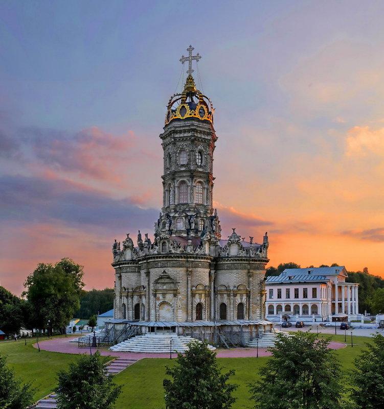 Церковь Знамения Пресвятой Богородицы в Дубровицах - Евгений Голубев
