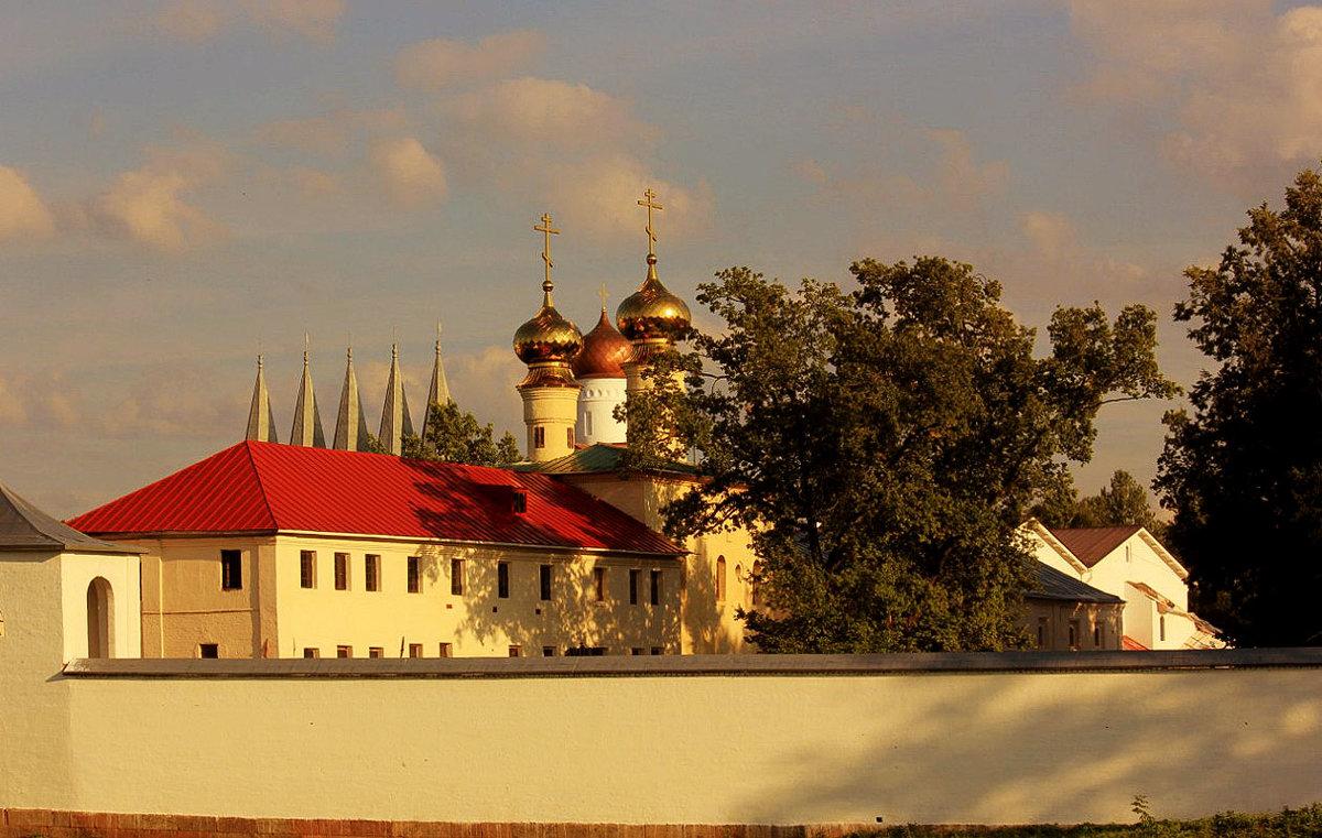 Успенский монастыырь - Сергей Кочнев