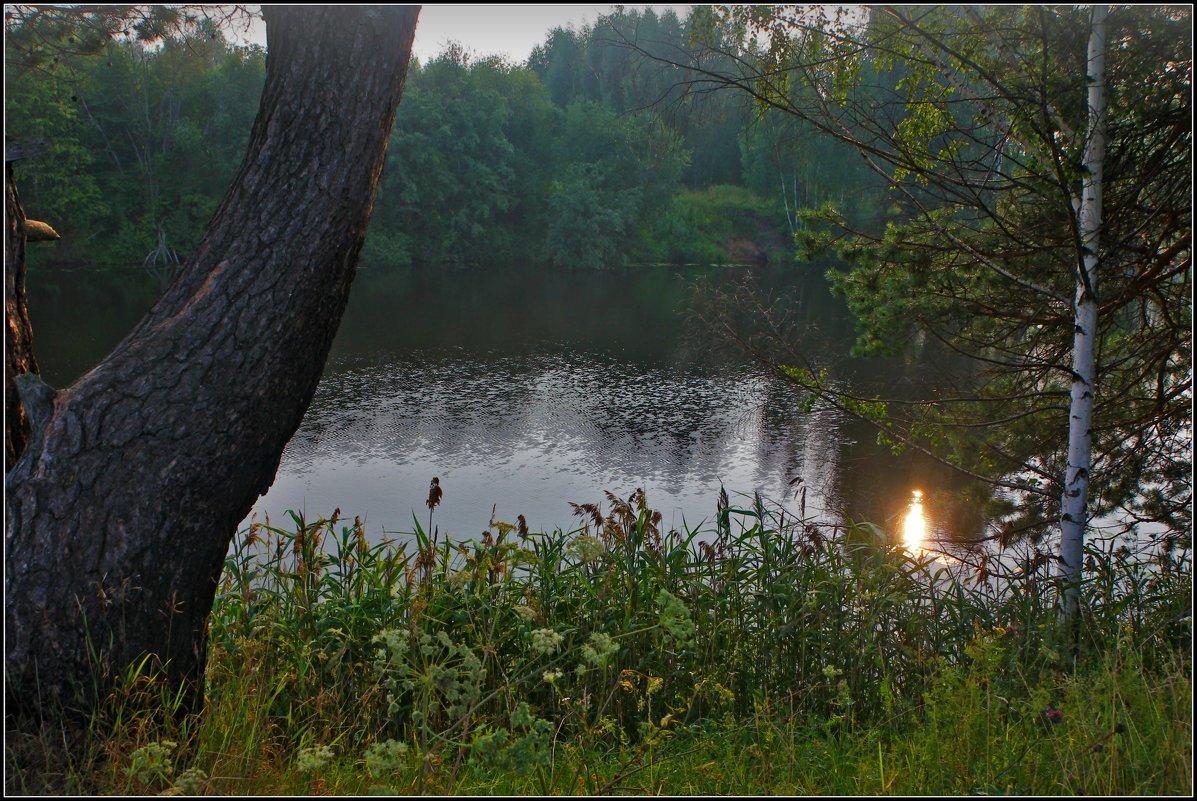 туманный вечер на Нерли - Дмитрий Анцыферов