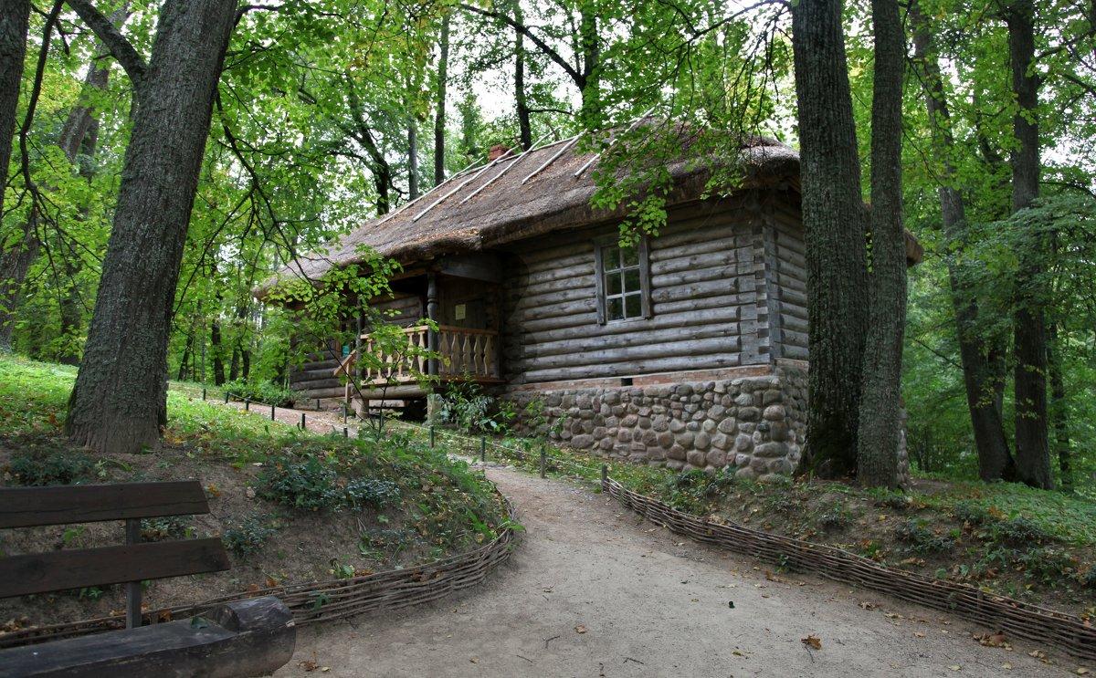 Банька в парке Тригрского - Наталья