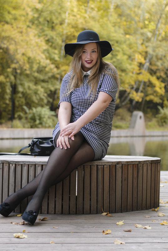 осень в городе - Анна Городничева