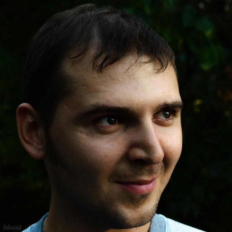Портрет молодого человека - Константин Бобинский