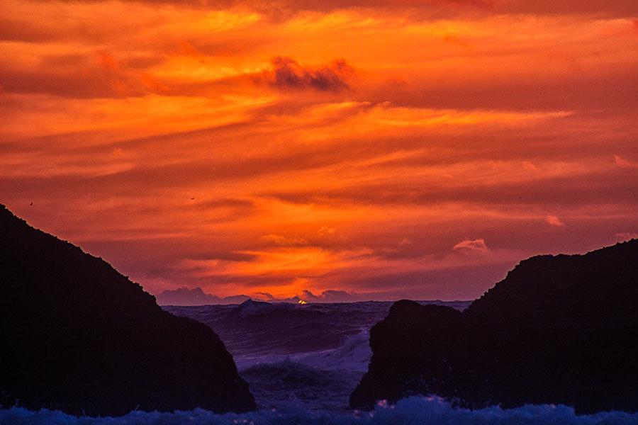 Закат в Марокко! - Nadin Largo