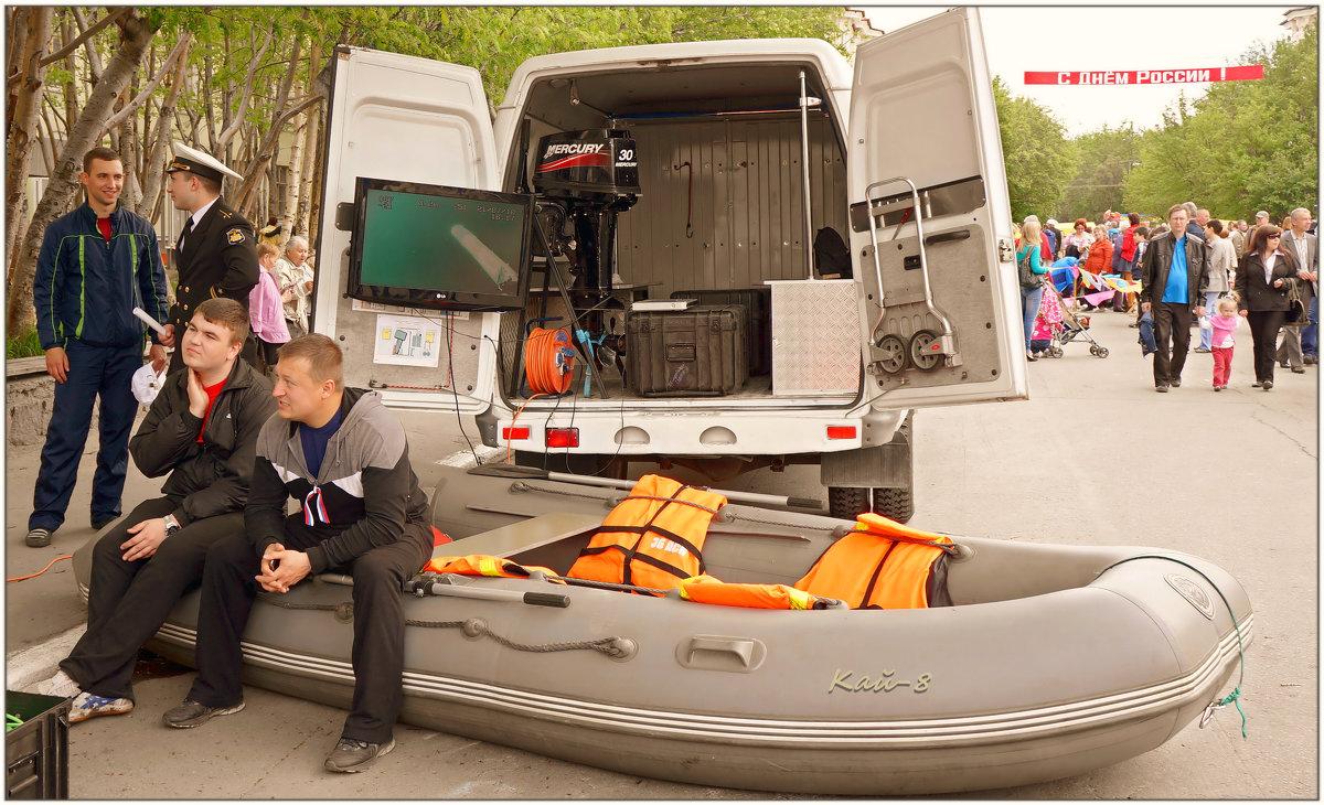 Спасатели - Кай-8 (Ярослав) Забелин