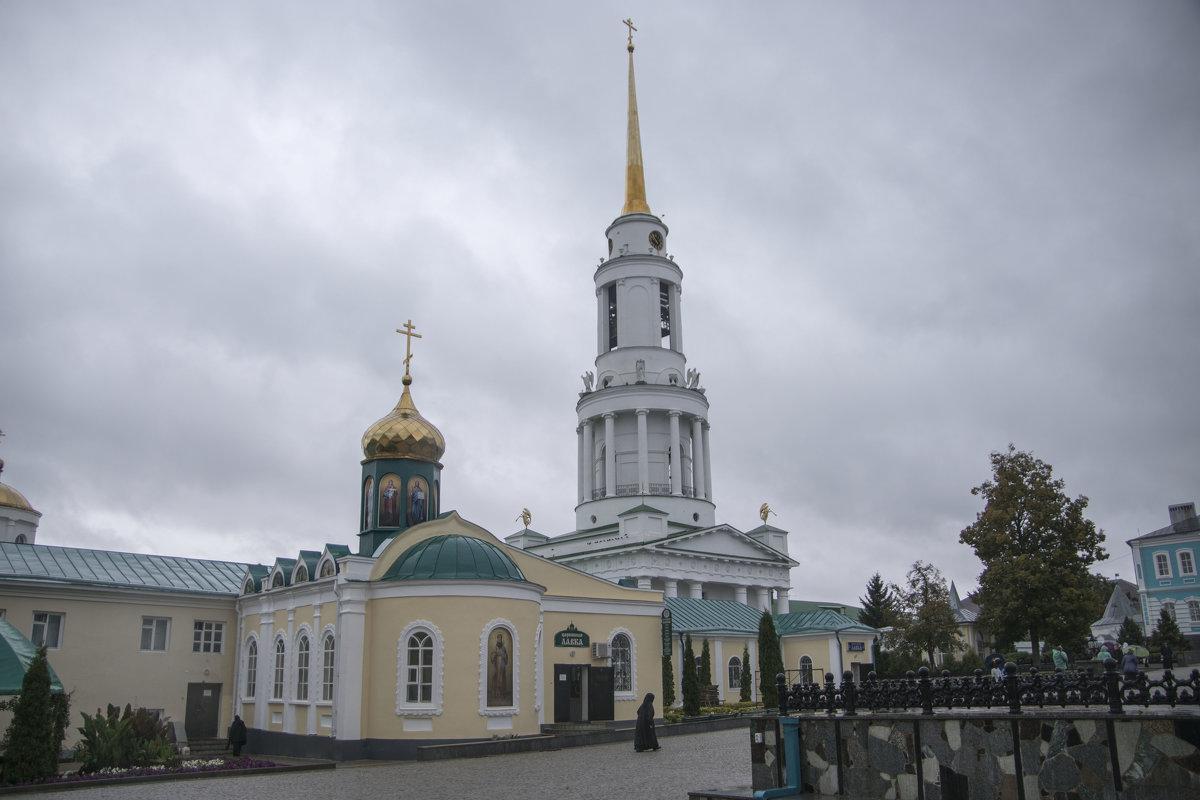 Задонский монастырь 3 - Яков Реймер