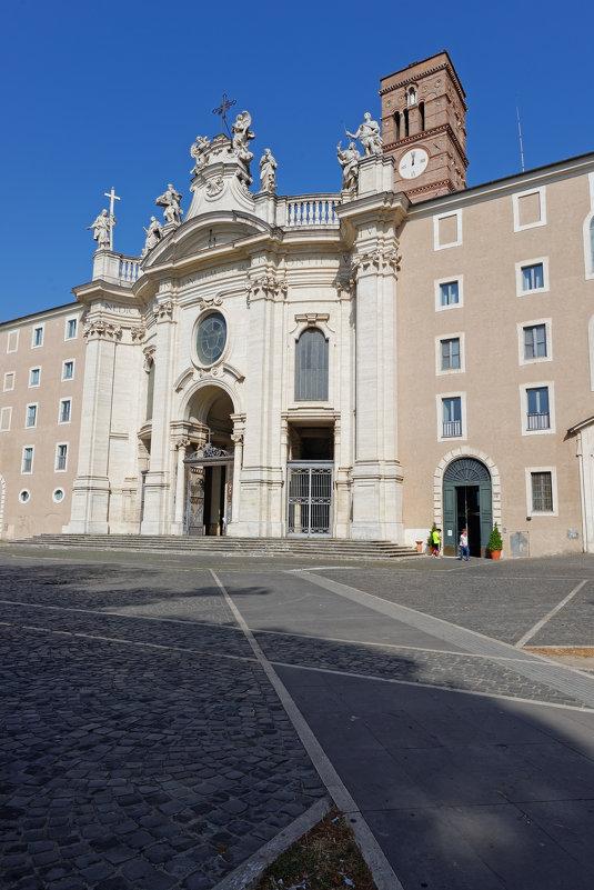 Santa Croce in Gerusalemme - Павел Сущёнок