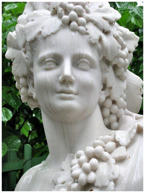 Улыбка Летнего сада - Наталья