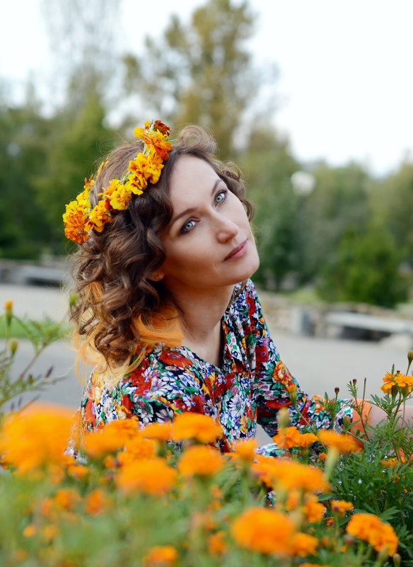 Бархатки - Ирина Голубятникова